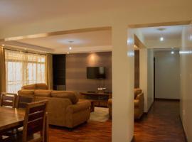 酒店照片: Skyview Apartments