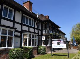 Hotel Photo: The Crown by Marston's Inns