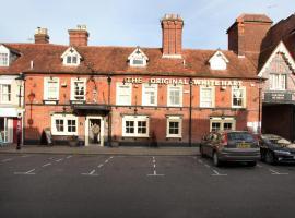 Hotel Photo: Original White Hart by Marston's Inns