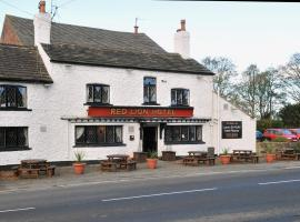Hotel Photo: The Red Lion Hotel by Marston's Inns