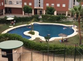 A picture of the hotel: Apartamento Parque Litoral