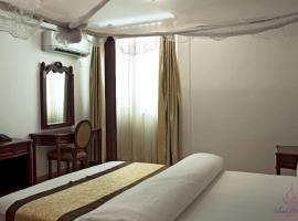 Hotel near Sansibar