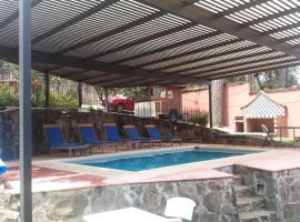 Hotel photo: Hotel Casa Valle