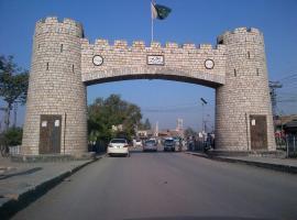 Hotel near Peshawar