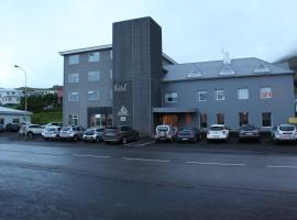 Hotel photo: North Star Guesthouse Snæfellsnes