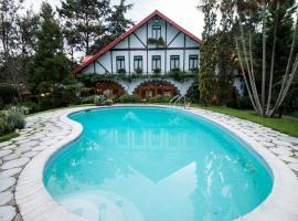 Hotel photo: Cabaña Suiza