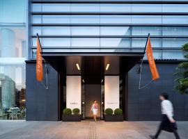 Hotel photo: Andaz Tokyo - A Concept by Hyatt