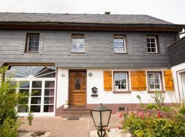"""Hotel photo: 4 Sterne Ferienhaus """"Zum Weiher"""""""