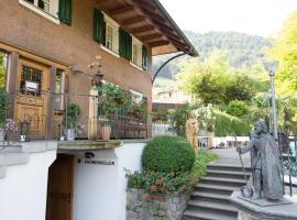 Hotel photo: Gasthof Krone Blatten