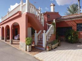 Hotel photo: Holiday Home Crevillente XI