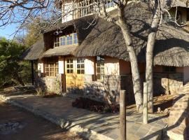 Hotel near Moshupa