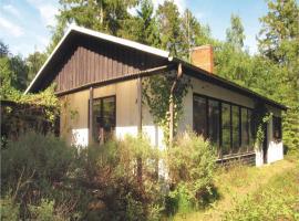 Hotel photo: Three-Bedroom Holiday Home in Hollviken