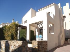 Hotel photo: Two-Bedroom Holiday home San Javier 0 01