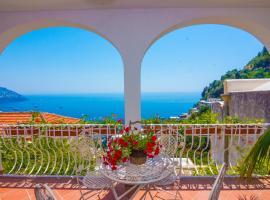 酒店照片: Domino House Luxury Positano