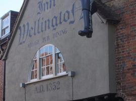 Hotel photo: The Wellington