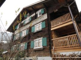A picture of the hotel: BnB Hasatrog Jenaz
