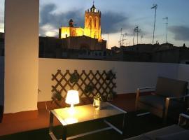 ホテル写真: Apartamento 3º con Chill-Out frente a la Catedral