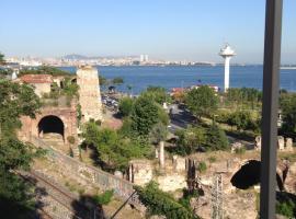 Фотографія готелю: Esma Deniz apart