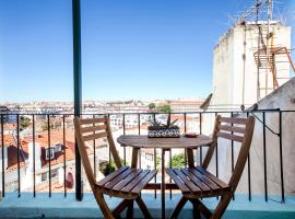 Fotos de Hotel: At Mouraria, an amazing view of Lisbon