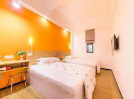 Hotel near Nanchong