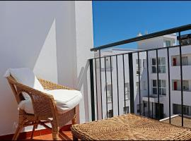 Hotel photo: Apartamento Conil con terraza
