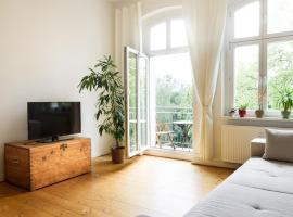 A picture of the hotel: Astonishing Apartment in Prenzlauer Berg