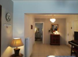 Hotel photo: Mouzika Cozy & Comfy House, Vathy