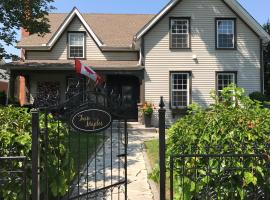 Hotel photo: Twin Maples Bed and Breakfast