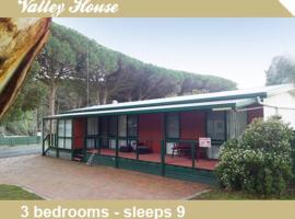 Hotel photo: Second Valley Caravan Park