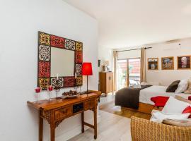 Hình ảnh khách sạn: Gomes Freire Studio with Balcony