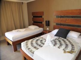 Hotel photo: Hotel Cabinas Midey