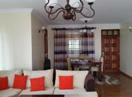 酒店照片: Cozy 3 Bedroom All Ensuite Apartment