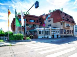 Hotel Photo: Hotel Krone