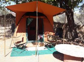 Hotel fotografie: BaseCamp Tented Camp
