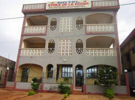 Hotel near Джугу