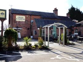 Hotel photo: Crewe & Harpur by Marston's Inns