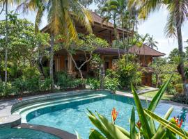 Hotel photo: White House Central Ubud