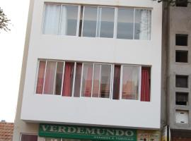 Hotel photo: Apartamento Mindelo
