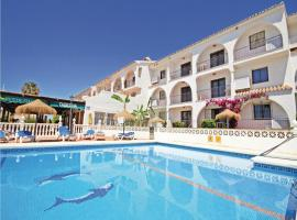 A picture of the hotel: Two-Bedroom Apartment Mijas Costa with Sea View 04