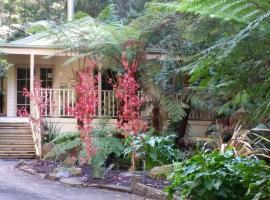 Hotel Photo: Myers Creek Cascades Luxury Cottages