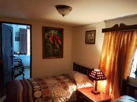 Hotel photo: Hotel Casa Morazan