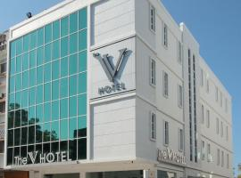A picture of the hotel: The V Hotel