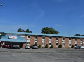 Hotel photo: Budget Inn Richlands Claypool Hill