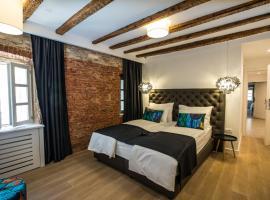 Hotel photo: Spalato Luxury Rooms