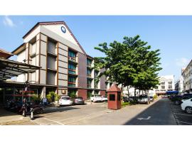 A picture of the hotel: B2 Chiang Rai Hotel