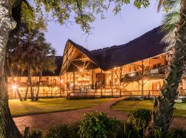 Hotel near Zambia