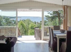 Hotel photo: Three-Bedroom Holiday Home in Gamle Fredrikstad
