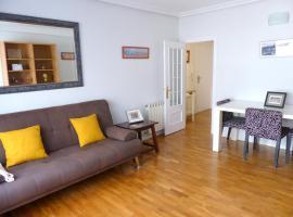 Hotel photo: Apartamento Gijón Costa Verde