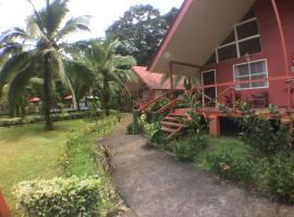 Hotel photo: Caribbean Paradise Eco-Lodge