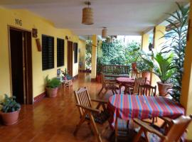 Hotel photo: Hotel Encuentro del Viajero